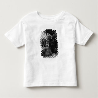 The Descent from the Cross with a Torch, 1654 T-shirt