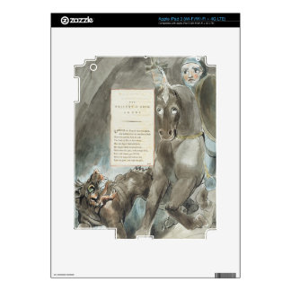 The Descent of Odin, An Ode, from 'The Poems of Th Decal For iPad 3
