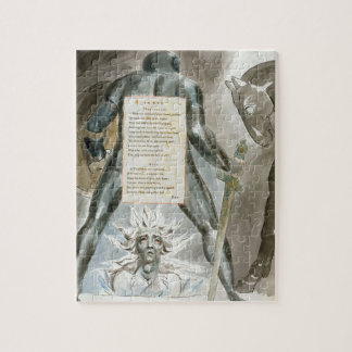'The Descent of Odin', design 81 from 'The Poems o Jigsaw Puzzle