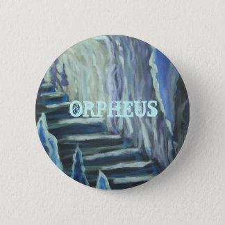 The Descent of Orpheus Pinback Button