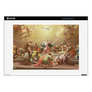 """The Descent of the Holy Spirit 15"""" Laptop Skin"""
