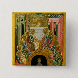 The Descent of the Holy Spirit Button