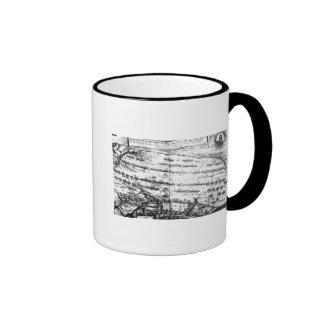 The Description of the Armies of Horse Ringer Mug