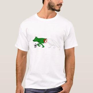 The Desert fox Algeria flag Le Fennec soccer gifts T-Shirt