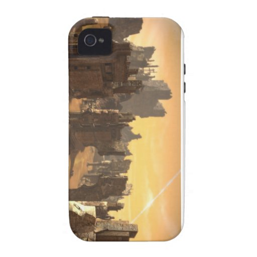 The deserts of TERA iPhone 4 Cover