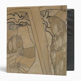 The Desire and the Satisfaction, 1893 3 Ring Binder