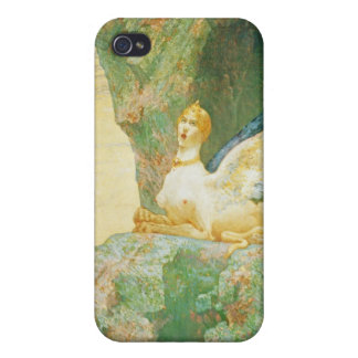 The Despair of the Sphinx, 1890 iPhone 4 Cases