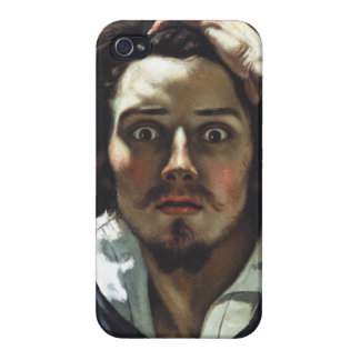 The Desperate Man by Gustave Courbet Case For iPhone 4