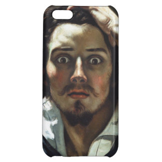 The Desperate Man by Gustave Courbet iPhone 5C Covers