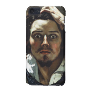 The Desperate Man by Gustave Courbet iPod Touch 5G Covers