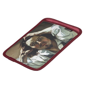 The Desperate Man by Gustave Courbet Sleeve For iPad Mini
