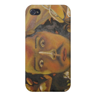 The Desperate Man iPhone 4/4S Covers