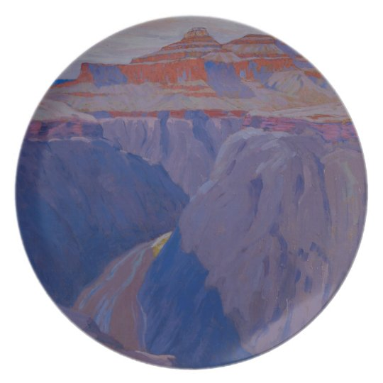 The Destroyer, c.1911-13 (oil on canvas) Melamine Plate