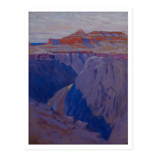 The Destroyer, c.1911-13 (oil on canvas) Postcard