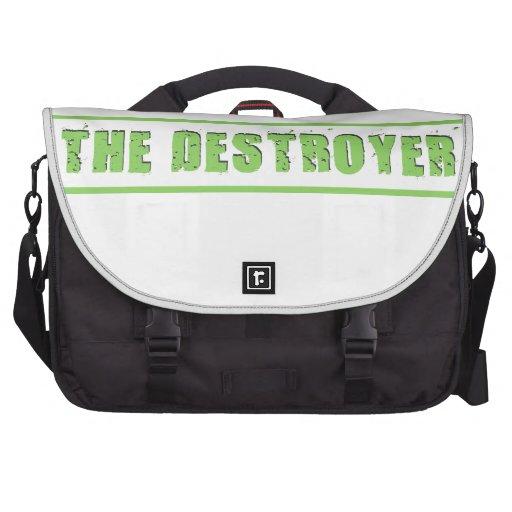 The Destroyer Laptop Messenger Bag