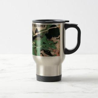 The Destroyer Travel Mug
