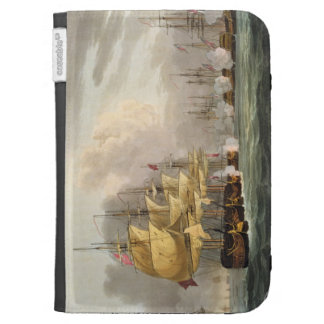 The Destruction of the Danish Fleet before Copenha Kindle 3 Cover
