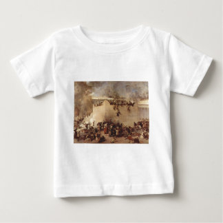 The Destruction Of The Temple Of Jerusalem Baby T-Shirt