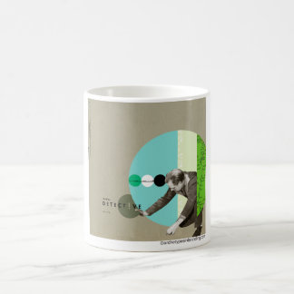 The Detective Archetype Coffee Mug