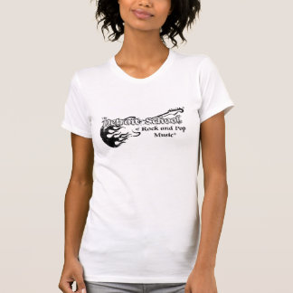 The Detroit School of Rock and Pop Grunge Shirt