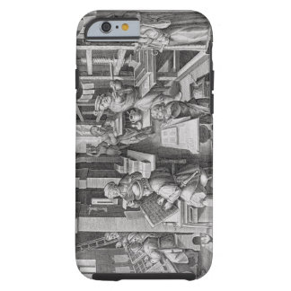 The Development of Printing, plate 5 from 'Nova Re Tough iPhone 6 Case