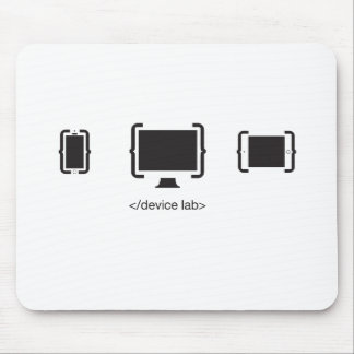 The Devices Mouse Pad