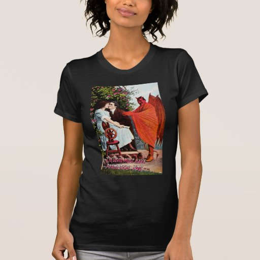 The devil must have prompted you T-Shirt