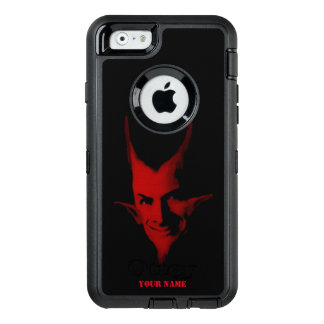 The DEVIL OtterBox Defender iPhone Case