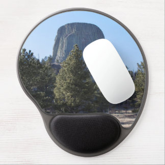 The Devil's Tower National Monument photo Gel Mousepad
