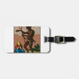 The Devil - Tarot Bag Tag