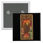 The Devil Tarot Card Button