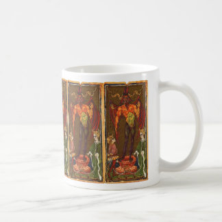 The Devil Tarot Card Coffee Mug