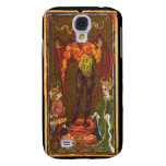 The Devil Tarot Card Samsung Galaxy S4 Cover