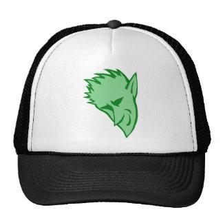 The Devilish Green Elf Trucker Hat