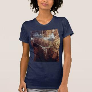The Devil'S Bridge St. Gotthard By Turner Joseph M T Shirt
