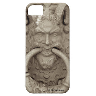 The Devil's Knocking iPhone 5 Case