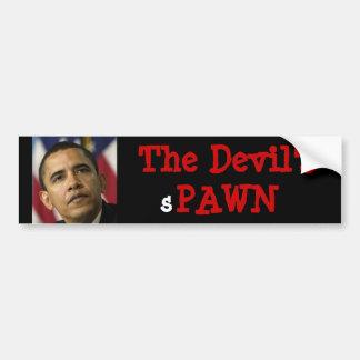 The Devil's sPAWN Car Bumper Sticker