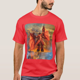 The Devils wrapth T-Shirt