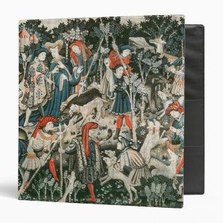 The Devonshire Hunting Tapestries Binder
