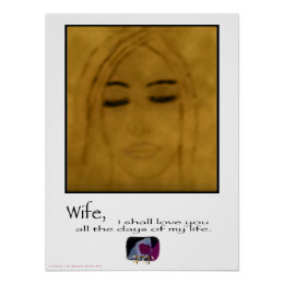The Devoted Husband Poster