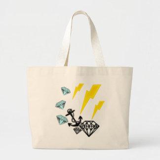 the diamond scene bag