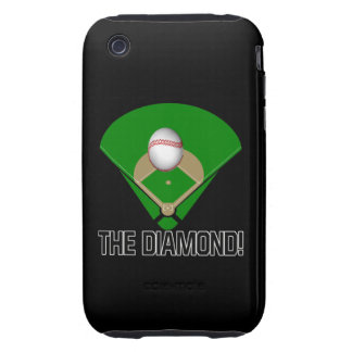 The Diamond Tough iPhone 3 Cover