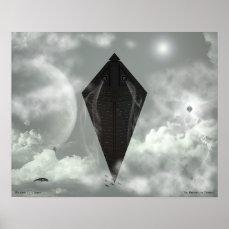 The Diamonds of Pleiades Poster