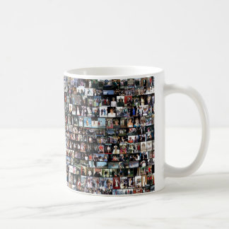 The Diana Collection Classic White Coffee Mug