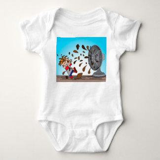 the Diaper has hit the Fan Shirt