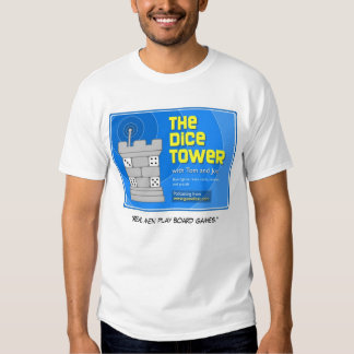 The Dice Tower Shirts