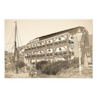 The Dickens Inn Pub London Photo Print