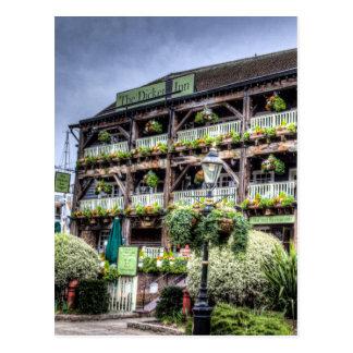 The Dickens Inn Pub London Postcard