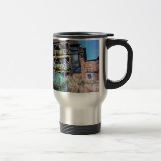 The Dickens Inn Pub London Travel Mug