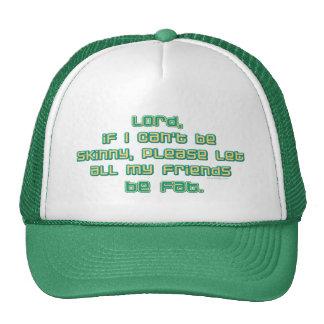 The Diet Prayer Trucker Hat